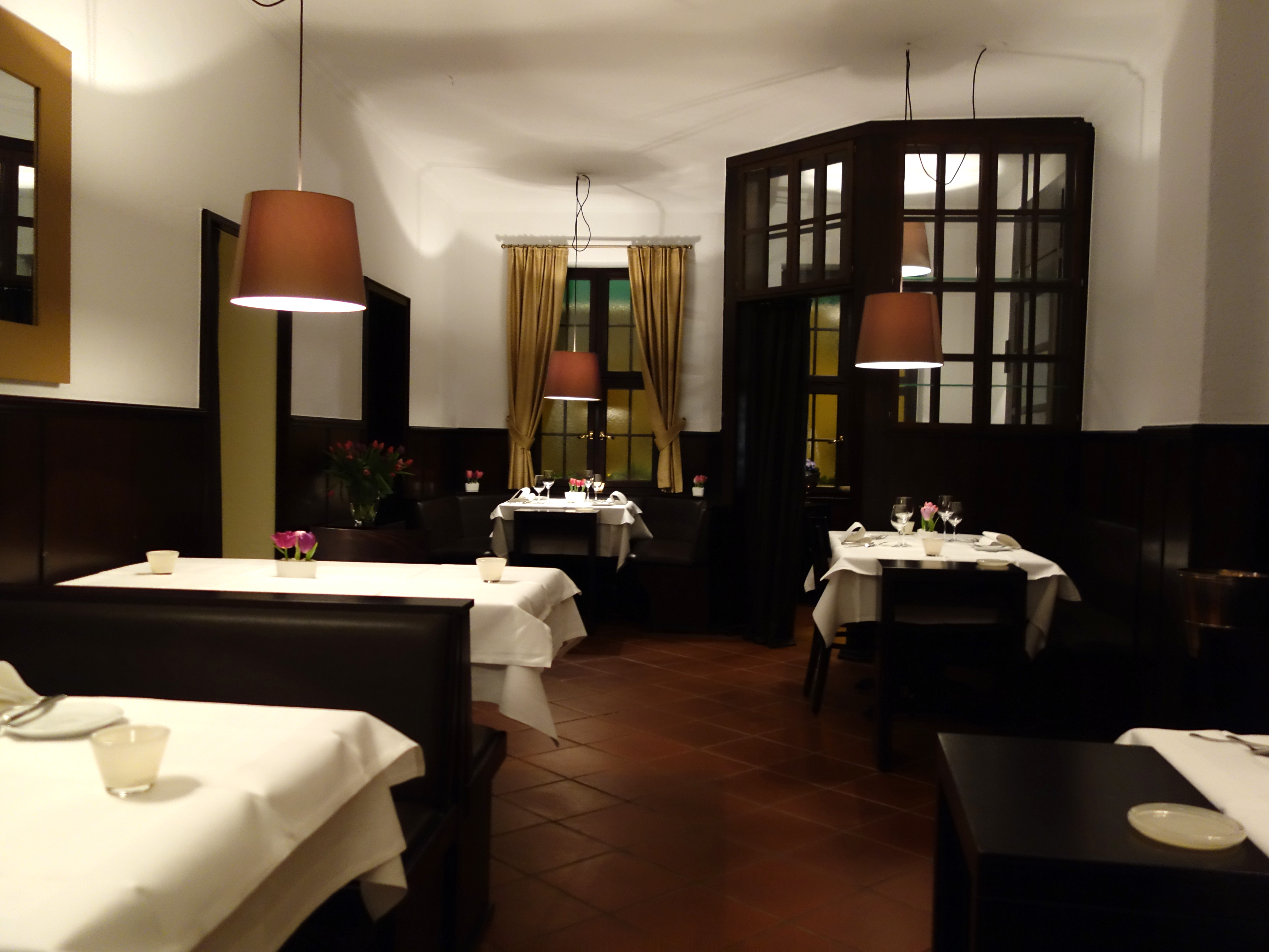 Hupperts Restaurant Stuttgart Fine Dining Blog